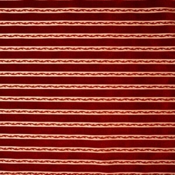 szovetnagyker.hu Safira klasszikus csíkos terra  bútorszövet