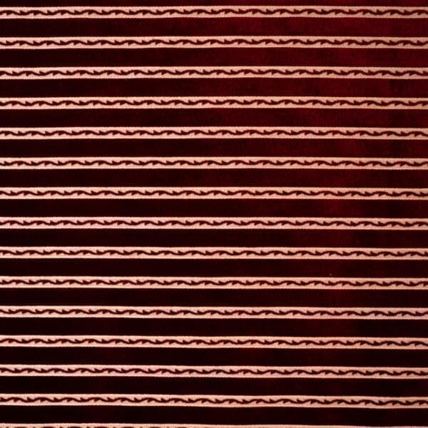 szovetnagyker.hu Safira klasszikus csíkos bordó  bútorszövet