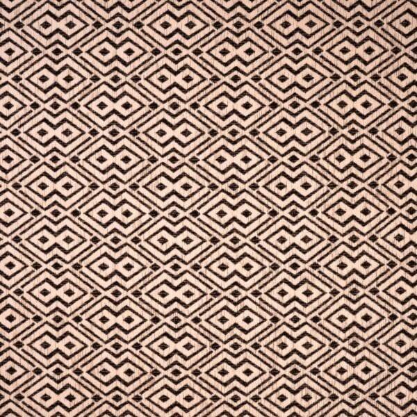 szovetnagyker.hu Klasszikus Rombusz mintázatú bézs zsenília bútorszövet