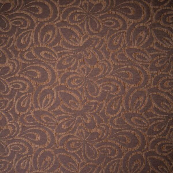 szovetnagyker.hu Bronsen sötétbarna mintás bútorszövet