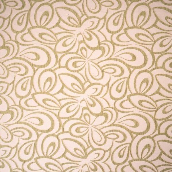 szovetnagyker.hu Bronsen lime mintás bútorszövet