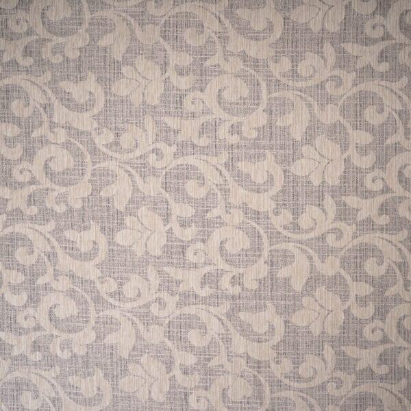 szovetnagyker.hu Verna fehér mintás bútorszövet