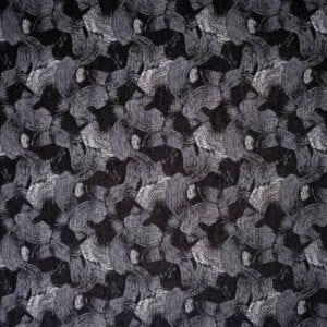 szovetnagyker.hu Victoria fekete bútorszövet