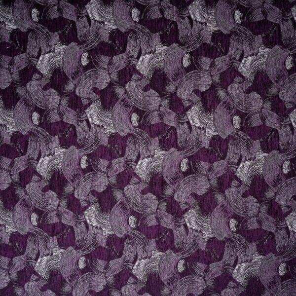 szovetnagyker.hu Victoria lila mintás bútorszövet