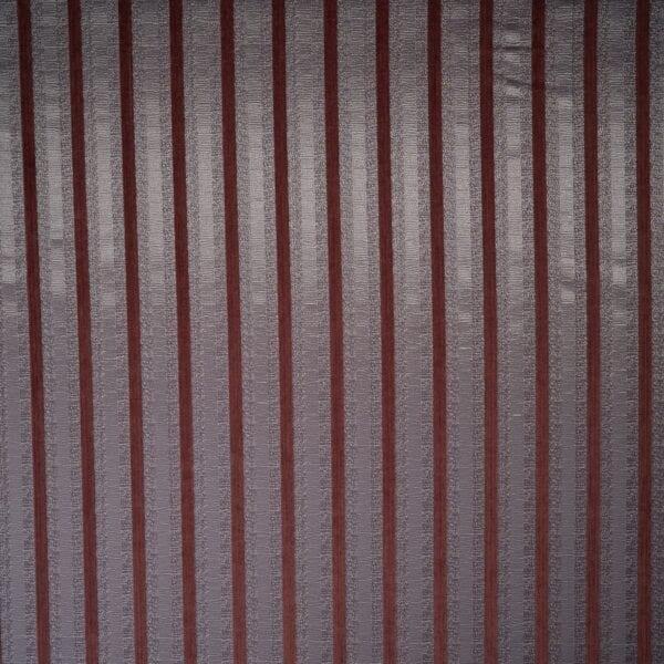 szovetnagyker.hu Tirsa Soft bordó csíkos bútorszövet